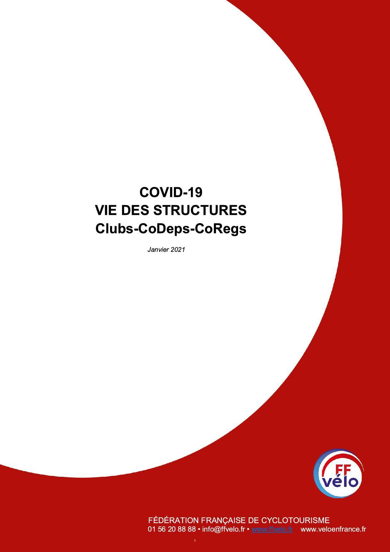 20210107covid et vie des structures