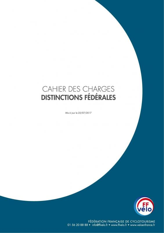 Distinction federales